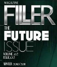 Filler, 'Future Girl', Roxane Mesquida x Stuart Semple