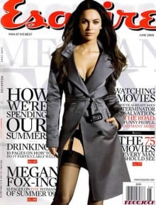 Esquire 'Semple Pleasures', November 2009