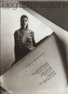 Telegraph Magazine, Retail therapy for men, Clare Richardson