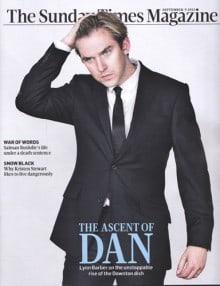 The Sunday Times Magazine 'Art of Darkness', Paul Croughton, September 2012