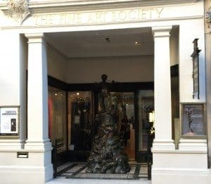 Fine Art Society new Bond Street