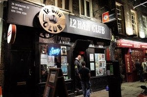 12Bar Club