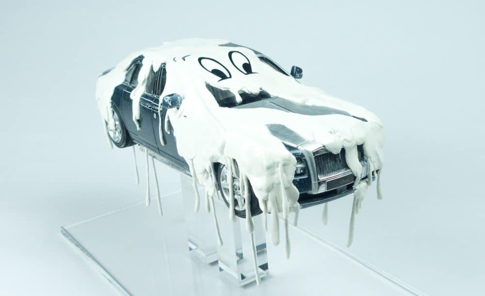 Rolls-Royce – 'Little Ghost' artist car project
